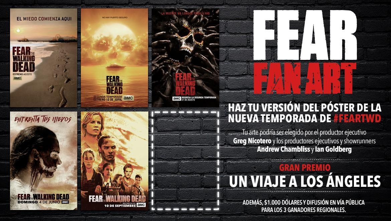 FEAR FAN ART